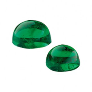 cabochon-cut-colombian-emeralds
